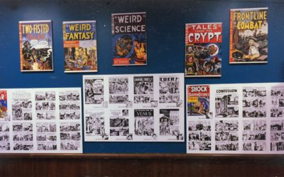 Expo EC Comics